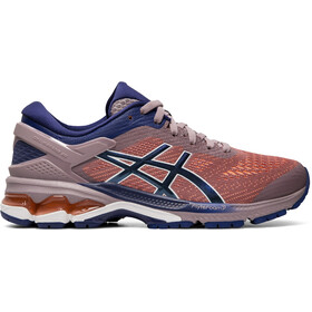asics Gel-Kayano 26 Shoes Women violet blush/dive blue